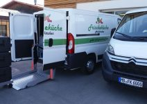 Frischeküche Lieferservice Transportboxen